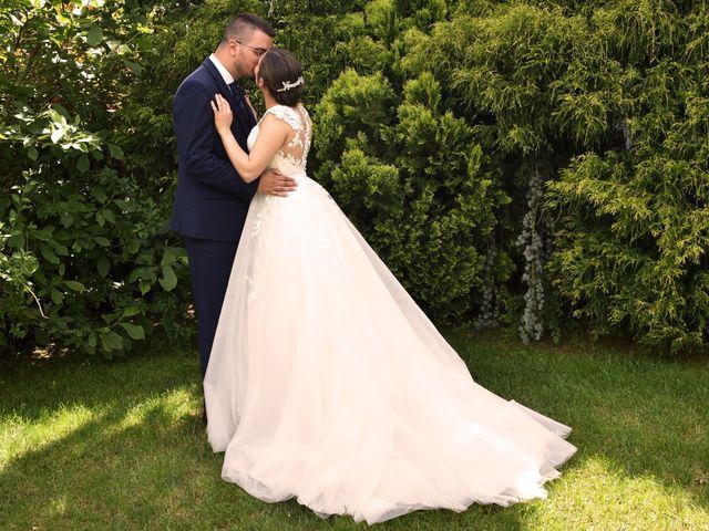 O casamento de Sónia e Cláudio