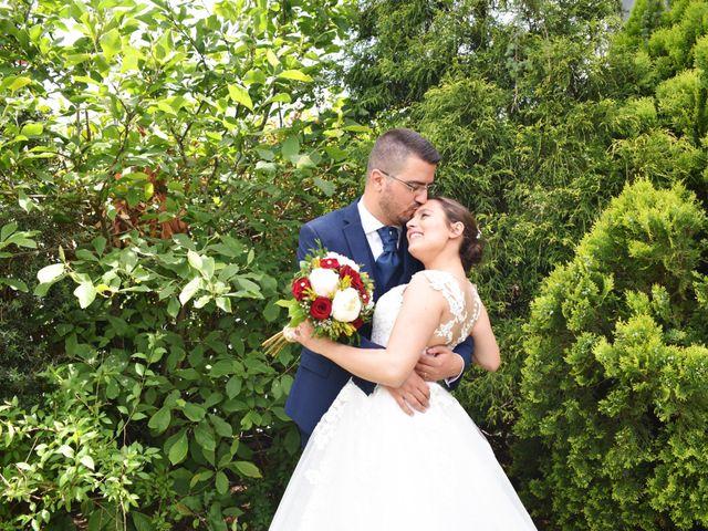 O casamento de Cláudio e Sónia em Vila de Rei, Vila de Rei 12