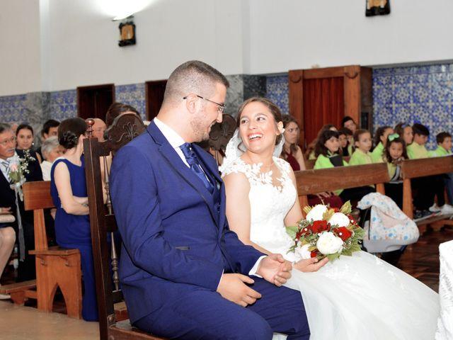 O casamento de Cláudio e Sónia em Vila de Rei, Vila de Rei 15