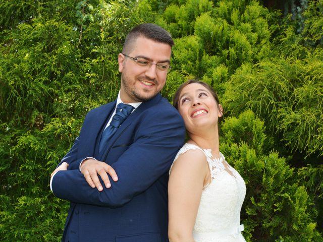 O casamento de Cláudio e Sónia em Vila de Rei, Vila de Rei 16
