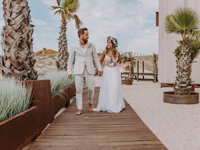 O casamento de Catarina  e David  em Azurara, Vila do Conde 1
