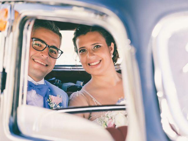 O casamento de Vânia e Daniel