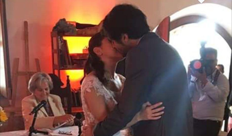 O casamento de José e Barbara  em Vale de Santarém, Santarém (Concelho)