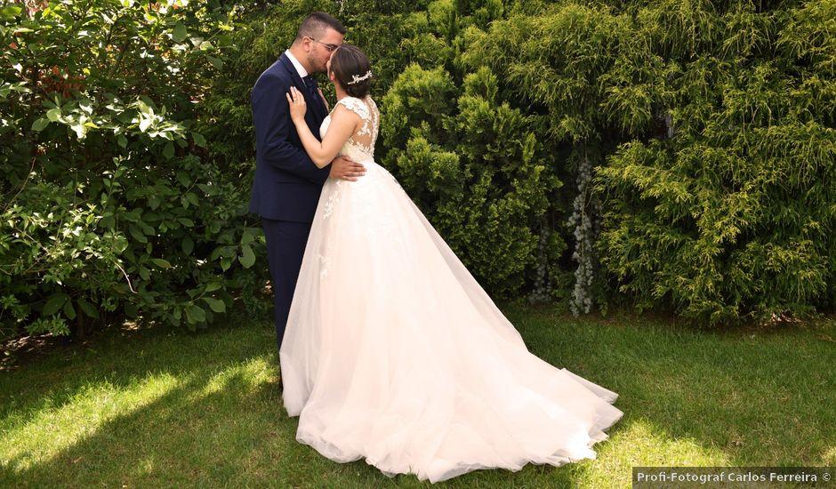 O casamento de Cláudio e Sónia em Vila de Rei, Vila de Rei