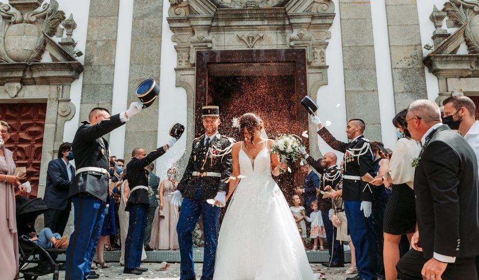 O casamento de Audrick e Sofia em Porto, Porto (Concelho)