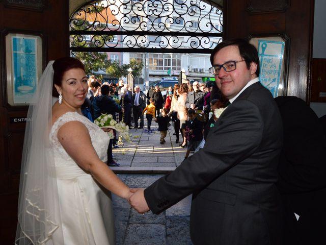 O casamento de Eduardo e Ana em Almada, Almada 1