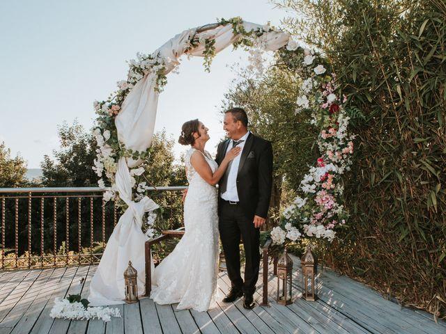 O casamento de Cristina e Daniel