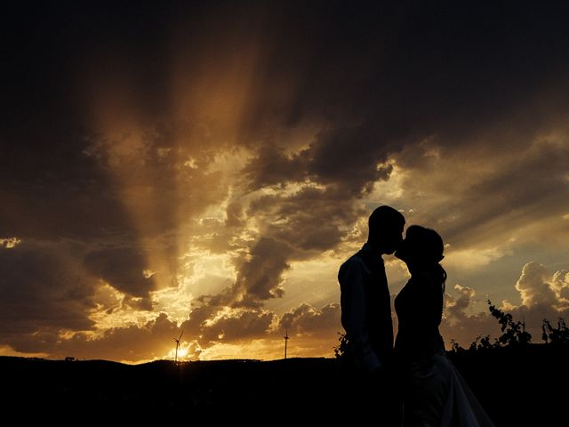 O casamento de Joana e Marco