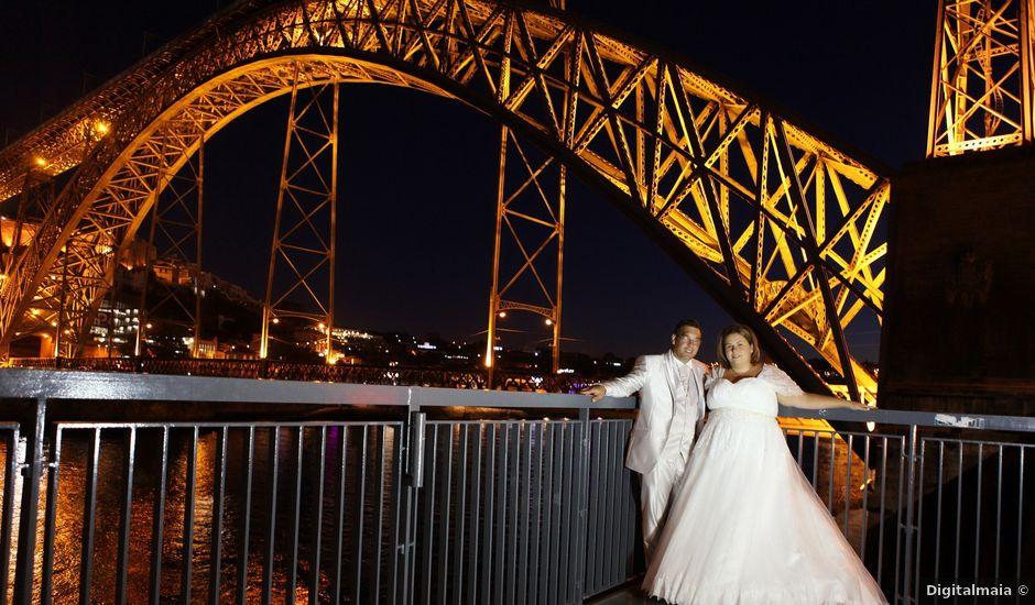O casamento de Bruno e Sylvie em Matosinhos, Matosinhos