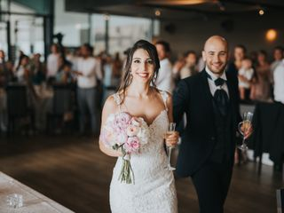 O casamento de Vânia e David