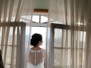 O casamento de Sabine e Tiago 1