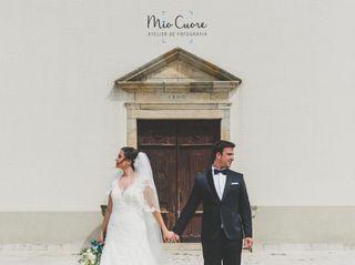 O casamento de Sabine e Tiago