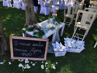 O casamento de Joana e Jordane 1