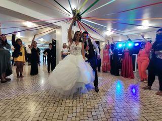 O casamento de Joana e Jordane