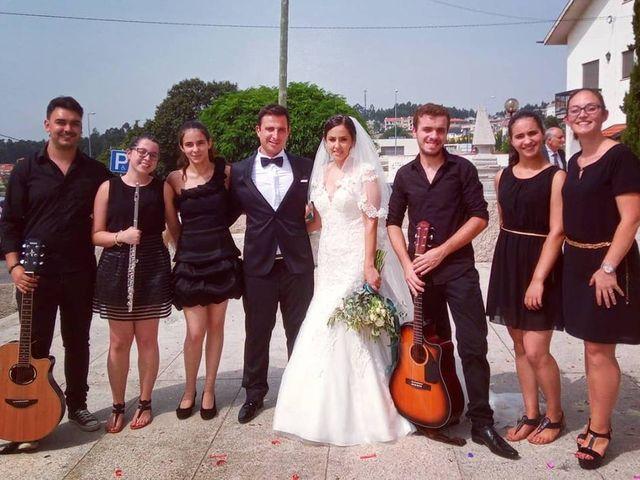 O casamento de Tiago e Sabine em Canedo, Santa Maria da Feira 1