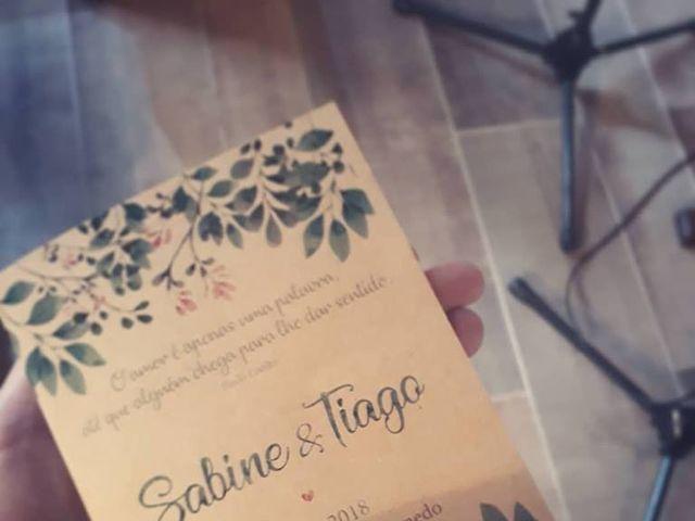 O casamento de Tiago e Sabine em Canedo, Santa Maria da Feira 14