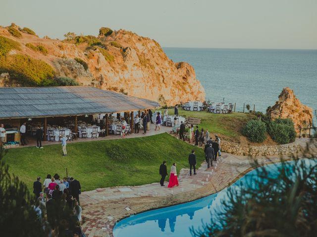 O casamento de Wilmer e Vera em Alvor, Portimão 110