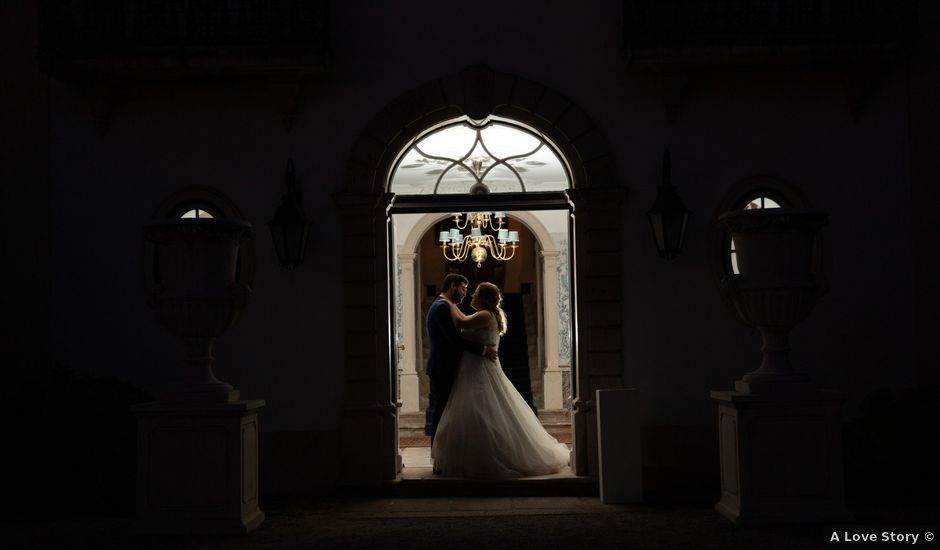 O casamento de André e Ana em Aveiro, Aveiro (Concelho)