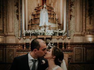 O casamento de Marisa Seixas  e Ivo Reis