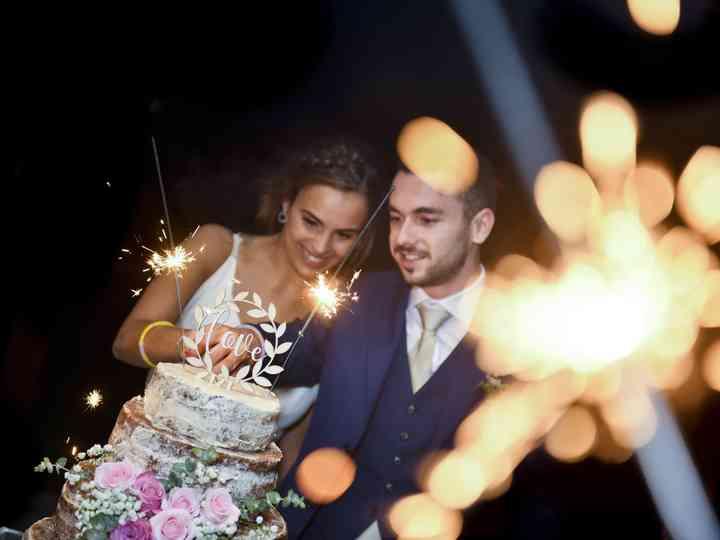 O casamento de Vanda e Henrique