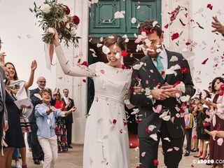 O casamento de Joana e Miguel 1