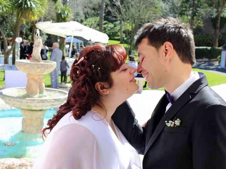 O casamento de Rita e Nuno