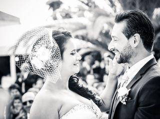 O casamento de Joana e Hugo