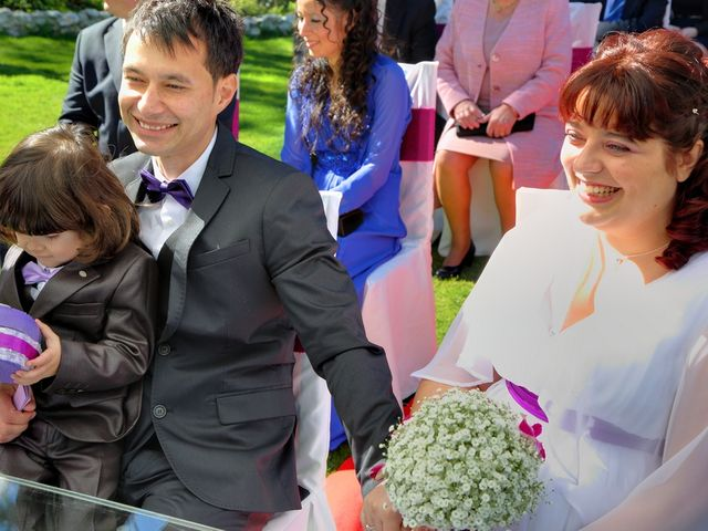 O casamento de Nuno e Rita em Pero Pinheiro, Sintra 5