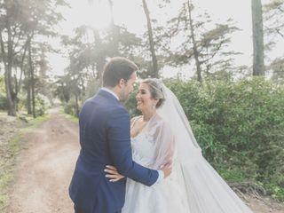 O casamento de Raquel e Daniel