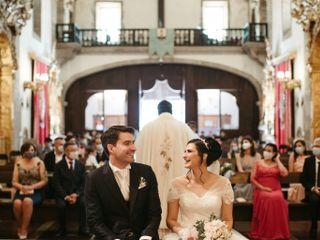 O casamento de Renata e Tiago 2