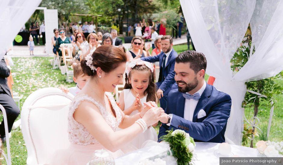 O casamento de Ricardo e Filipa em Fátima, Ourém