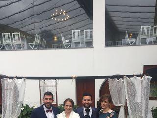 O casamento de Elsa e André  1