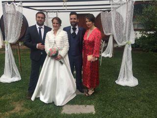 O casamento de Elsa e André  2