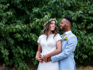 O casamento de Ariel e Daniel