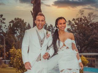 O casamento de Viviana e Filipe 1