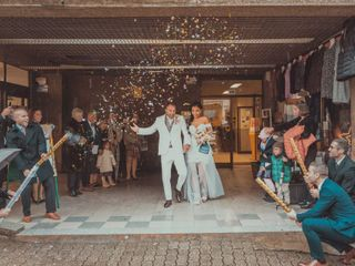 O casamento de Viviana e Filipe