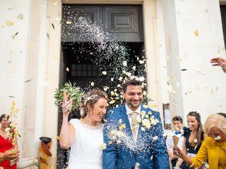 O casamento de Inês e Eduardo