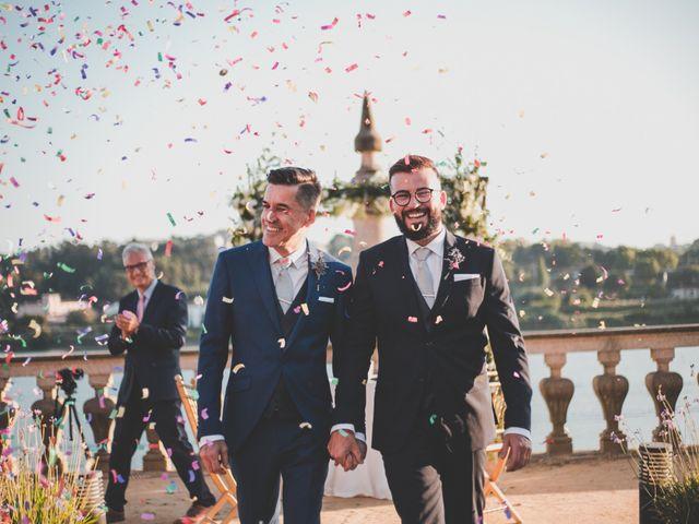 O casamento de Leonardo e André