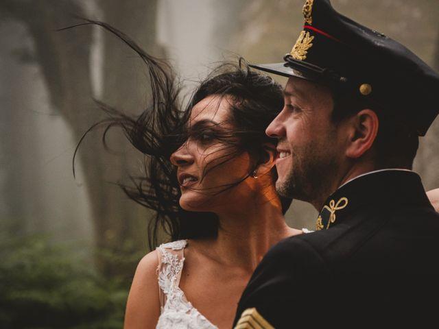 O casamento de Débora e Marco