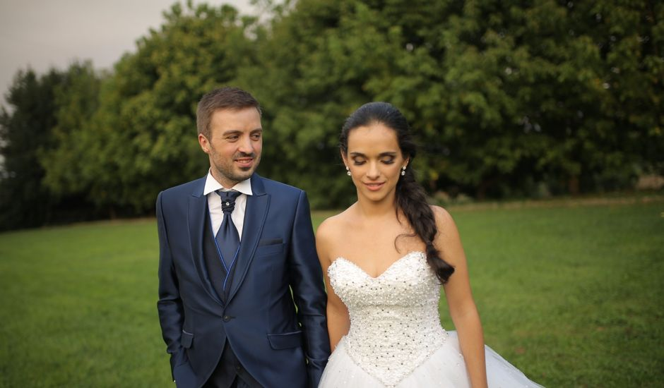 O casamento de Fábio e Liliana em Paredes, Paredes