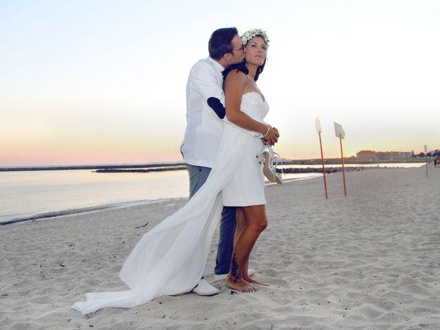 O casamento de Vera e Ivo