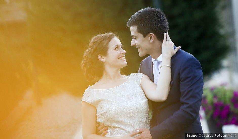 O casamento de Bruno e Carla em São Pedro do Sul, São Pedro do Sul