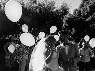 O casamento de Sónia e Joaquim