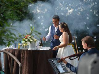 O casamento de Bruna e Nuno