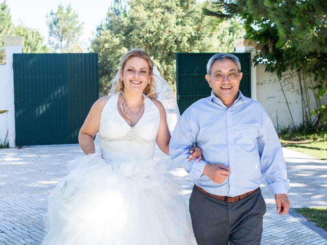 O casamento de Joaquim e Sónia em Santo António da Charneca, Barreiro 14