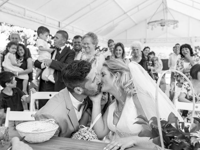 O casamento de Joaquim e Sónia em Santo António da Charneca, Barreiro 21