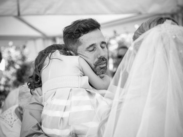 O casamento de Joaquim e Sónia em Santo António da Charneca, Barreiro 23