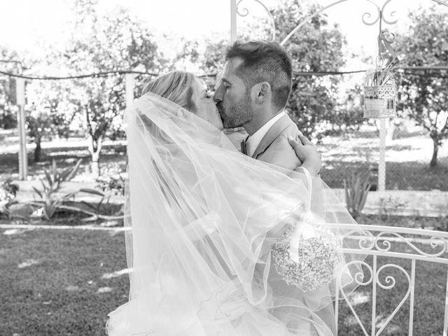 O casamento de Joaquim e Sónia em Santo António da Charneca, Barreiro 30