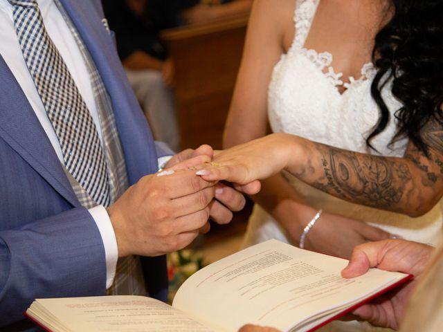 O casamento de André e Ana em Ermesinde, Valongo 2