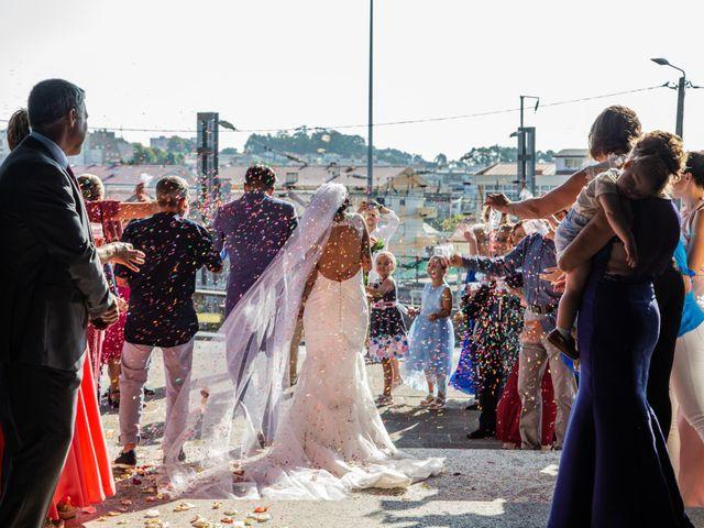 O casamento de André e Ana em Ermesinde, Valongo 5